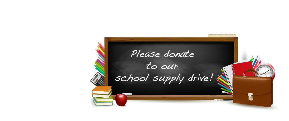Better Hearing Systems of NW LA, School Supply Drive